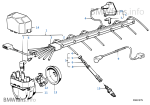 1988 Bmw 735i Engine Diagram  wiring diagrams image free  gmaili