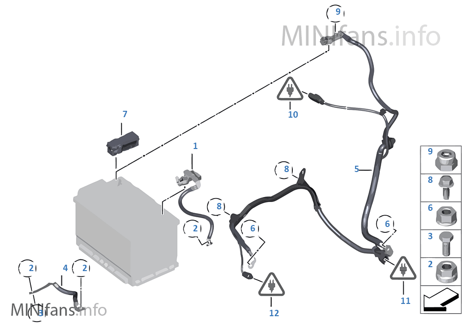 2011 Mini Cooper Countryman Wiring Diagram