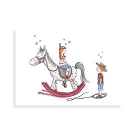 Indiaantje & Cowboy