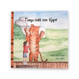 Prentenboek: Tiago redt een tijger