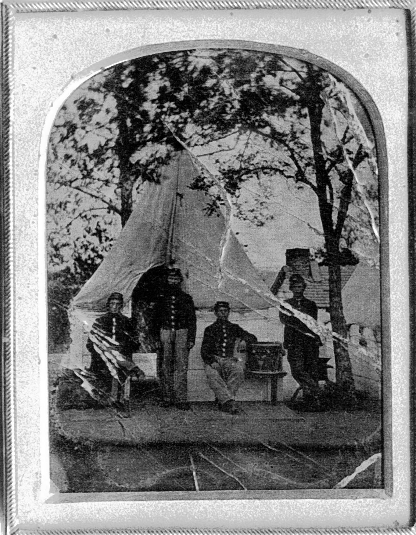 George B. Wiltsie, 4th NY Heavy Artillery