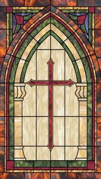 Religious Window Film for Churches and Home | Illuminado ...