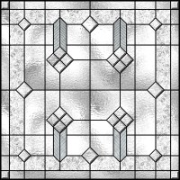 Illuminado Window Film | decorative window film, church ...