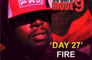 MUSIC | Modenine – Fire ft. Black Solo (30 Days Of Modenine Day 27)