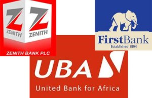 FirstBank, Zenith, UBA, GTB, Access, FCMB, Fidelity, Diamond okay as FX dealers