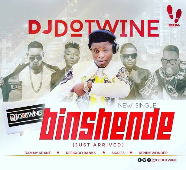 DJ Dotwine – Binshende ft. Dammy Krane x Reekado Banks x Skales & Kenny Wonder