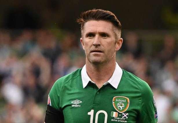 Robbie Keane to retire from Irish duty