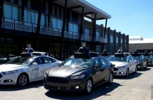 Self-Driving Uber Cars Start Operation in Pittsburgh