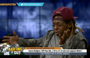 Watch Lil Wayne talk about retirement rumours and 'beef' with Birdman (video)