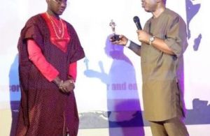 Kiss Daniel Bags Artistes Of The Year Award In Germany
