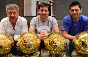 Lionel Messi's brother is in serious trouble with the police
