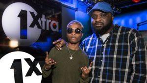 VIDEO   Wizkid On BBC Radio 1Xtra