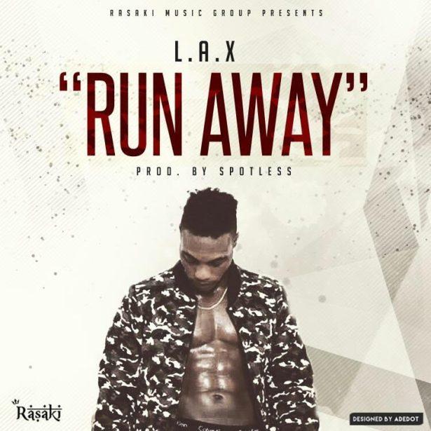 VIDEO + AUDIO   L.A.X – Run Away