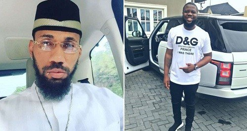 """He is childish and has no credibility whatsoever"" — Phyno on Hushpuppi drama"