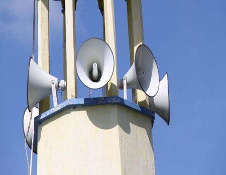 Remove all external speakers in 14 days, Oyo govt to religious houses' owners