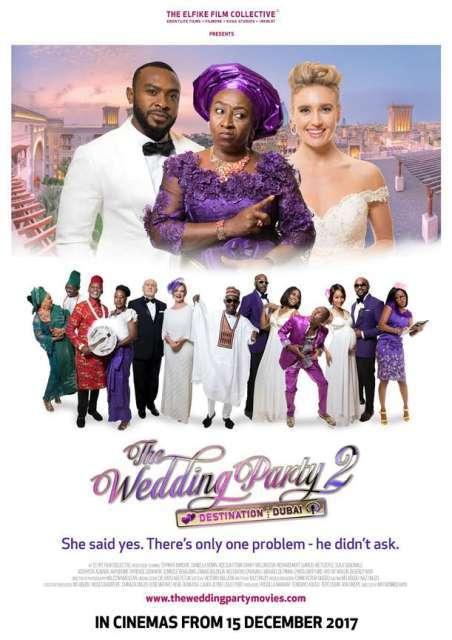 "VIDEO: ""The Wedding Party 2"": Watch Banky W, Enyinna Nwigwe, Adesua Etomi In New Trailer"