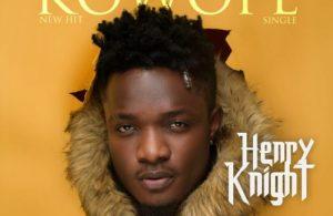 MP3: Henry Knight – Kowope