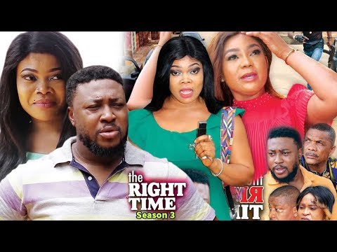 DOWNLOAD: The Right Time Season 3 – 2018 Latest Nigerian Nollywood Movie Full HD