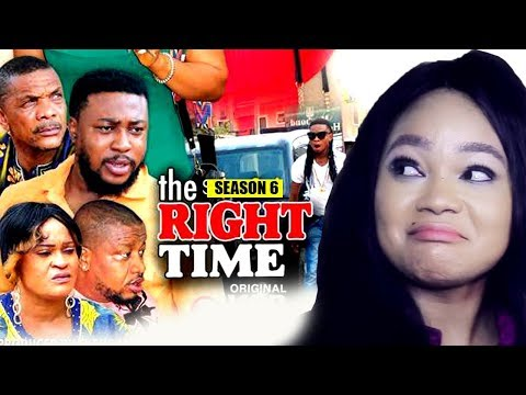 DOWNLOAD: The Right Time Season 6 Finale – 2018 Latest Nigerian Nollywood Movie Full HD