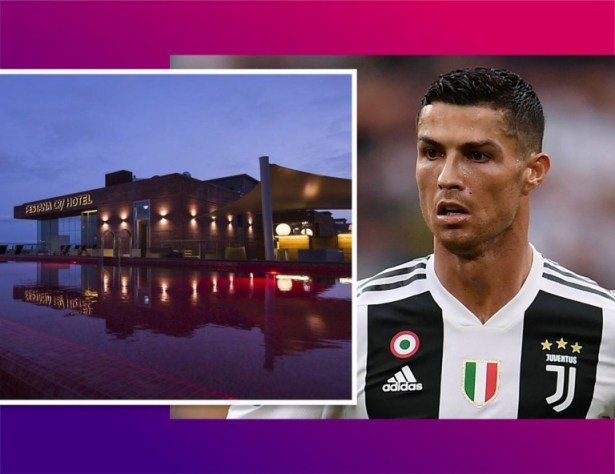 Cristiano Ronaldo To Open CR7 HOTEL In PARIS… That Will Be His SIXTH HOTEL In The WORLD! [Photos]