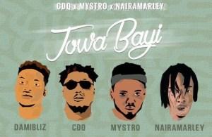 VIDEO: Damibliz Ft. CDQ X Mystro X Naira Marley – Jowa Bayi