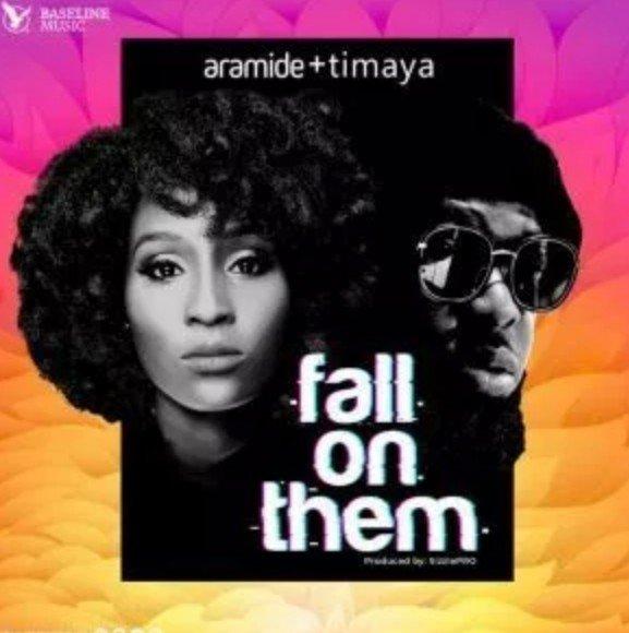 VIDEO   Aramide – Fall On Them ft. Timaya