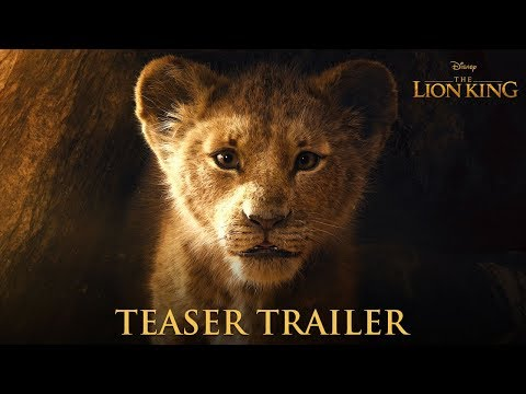 VIDEO: Surprise! The Lion King 2019 live action trailer released