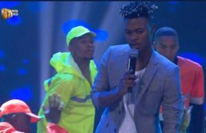 Mlindo the vocalist apologizes over poor Idols SA performance