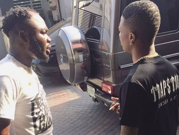 Read All The Things Wizkid Told Slimcase On The First Day They Met! This Is Unbelievable!!! [Read Inside]