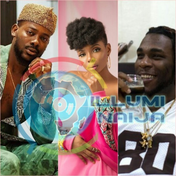 Burna Boy, Adekunle Gold, Yemi Alade To Be Considered For Grammy Awards