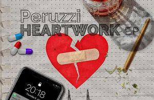 Peruzzi Announces 'Heartwork' EP & Cover Art