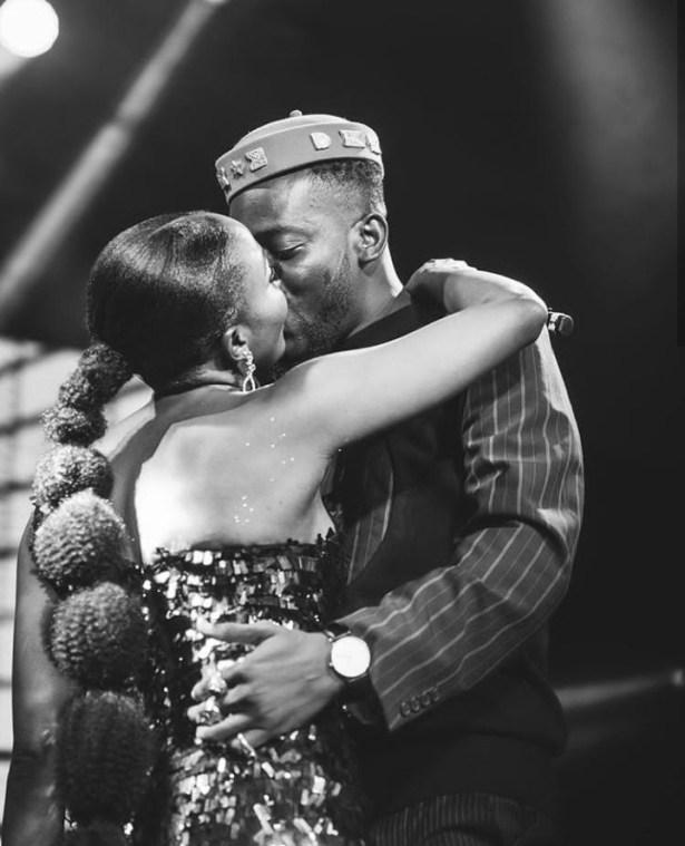 Adekunle Gold & Simi Wed Secretly In Lagos