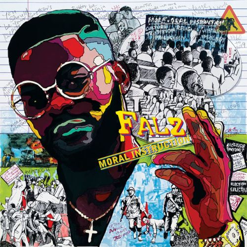 Full Album: Falz – Moral Instruction (Mp3 Zip Download)