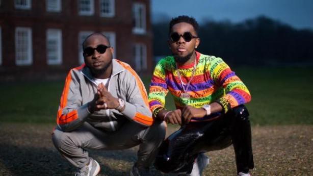 Patoranking & Davido Set To Feature On A New Track