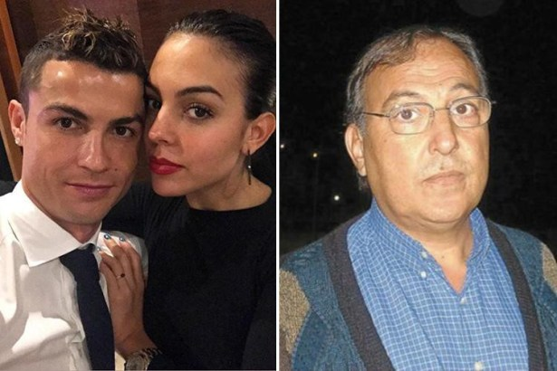 Cristiano Ronaldo's partner Georgina Rodriguez loses her dad after a long battle with illness