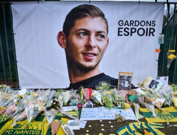 'We can now mourn him' – Emiliano Sala's family says after recovery of his body