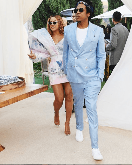 Beyonce, Jay-Z, Meek Mill, Diddy, Kevin Hart, Usher and many more attend Roc Nation's Pre-Grammys Brunch (Photos)