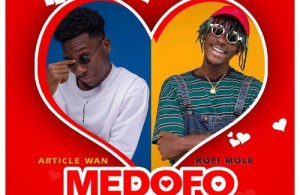 DOWNLOAD: Article Wan – Medofo Ft. Kofi Mole (mp3)