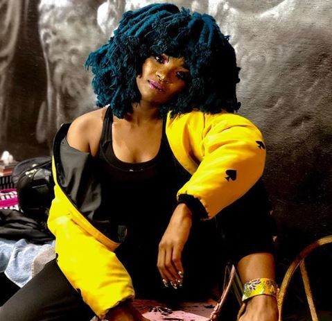 Moonchild twerks during The Plug photo-shoot (VIDEO)