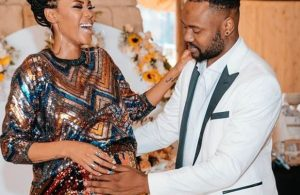 Luthando and Reason welcome twins