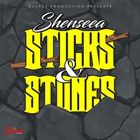 DOWNLOAD: Shenseea – Sticks & Stones (mp3)