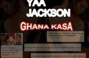 DOWNLOAD: Yaa Jackson – Ghana Kasa (mp3)