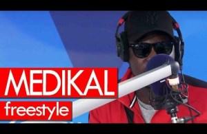 DOWNLOAD: Medikal – Tim Westwood Freestyle (mp3/mp4)
