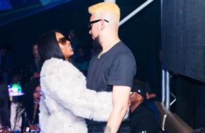 Tweeps react to AKA and Zinhle's kiss at the #AKAOrchestraOnTheSquare