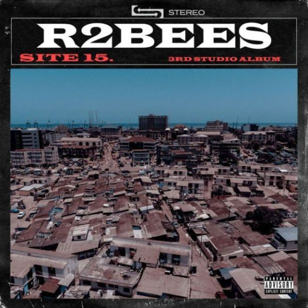 DOWNLOAD: R2Bees – Paranoid (mp3)