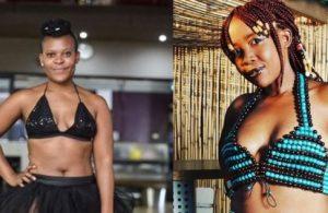 "Zodwa and Ntsiki speak about their ""awkward"" confrontation"