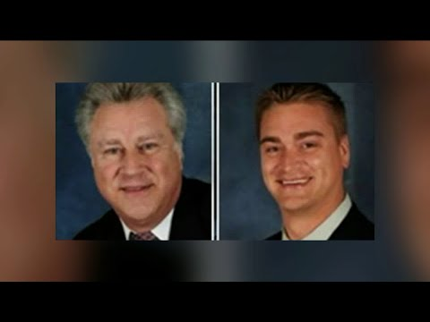 Father and son charged after selling body parts infected with HIV, hepatitis on black market (VIDEO)