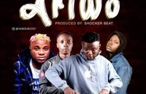 DOWNLOAD: DJ Ricky Ft. Danny S, Whazman & Obadice – Ariwo (mp3)