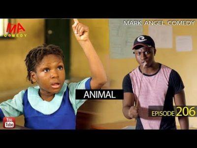 COMEDY VIDEO: Mark Angel Comedy x Success, Emmanuella – ANIMAL (Episode 206)