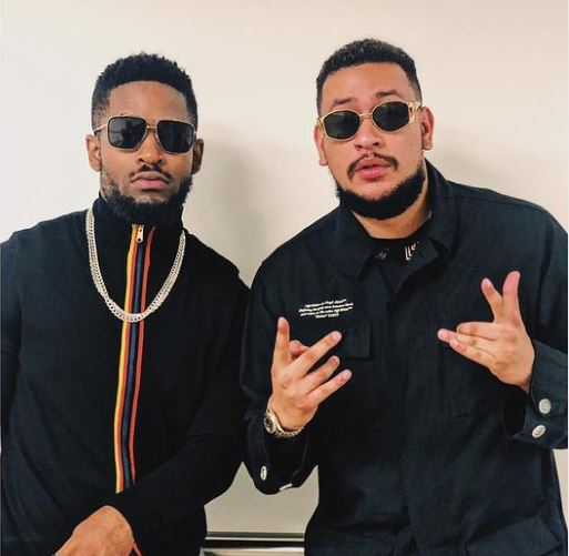 Prince Kaybee hints on collaboration with AKA